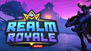 Realm Royale Stream Widget