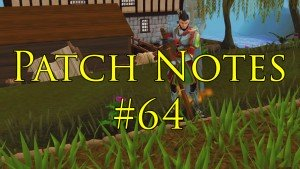 RuneScape Patch Notes #64 Video Thumbnail