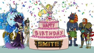 Happy Birthday SMITE - Music Video (Katy Perry Parody) Thumbnail