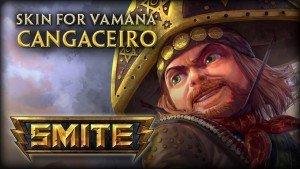 SMITE: Cangaceiro Vamana Skin Preview Video Thumbnail