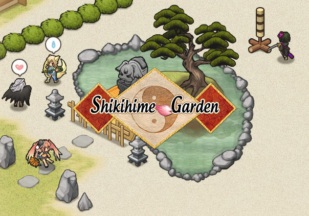 Shikihimi Garden Game Profile Banner