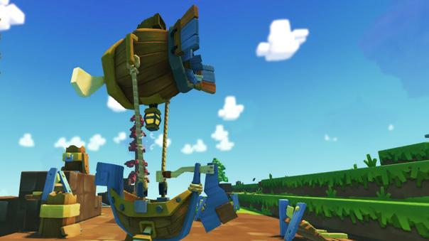 SkySaga Crash Landing
