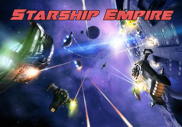 Starship Empire Game Profile Banner