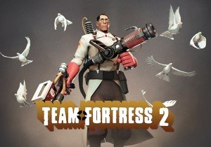 Team Fortress 2 Game Banner