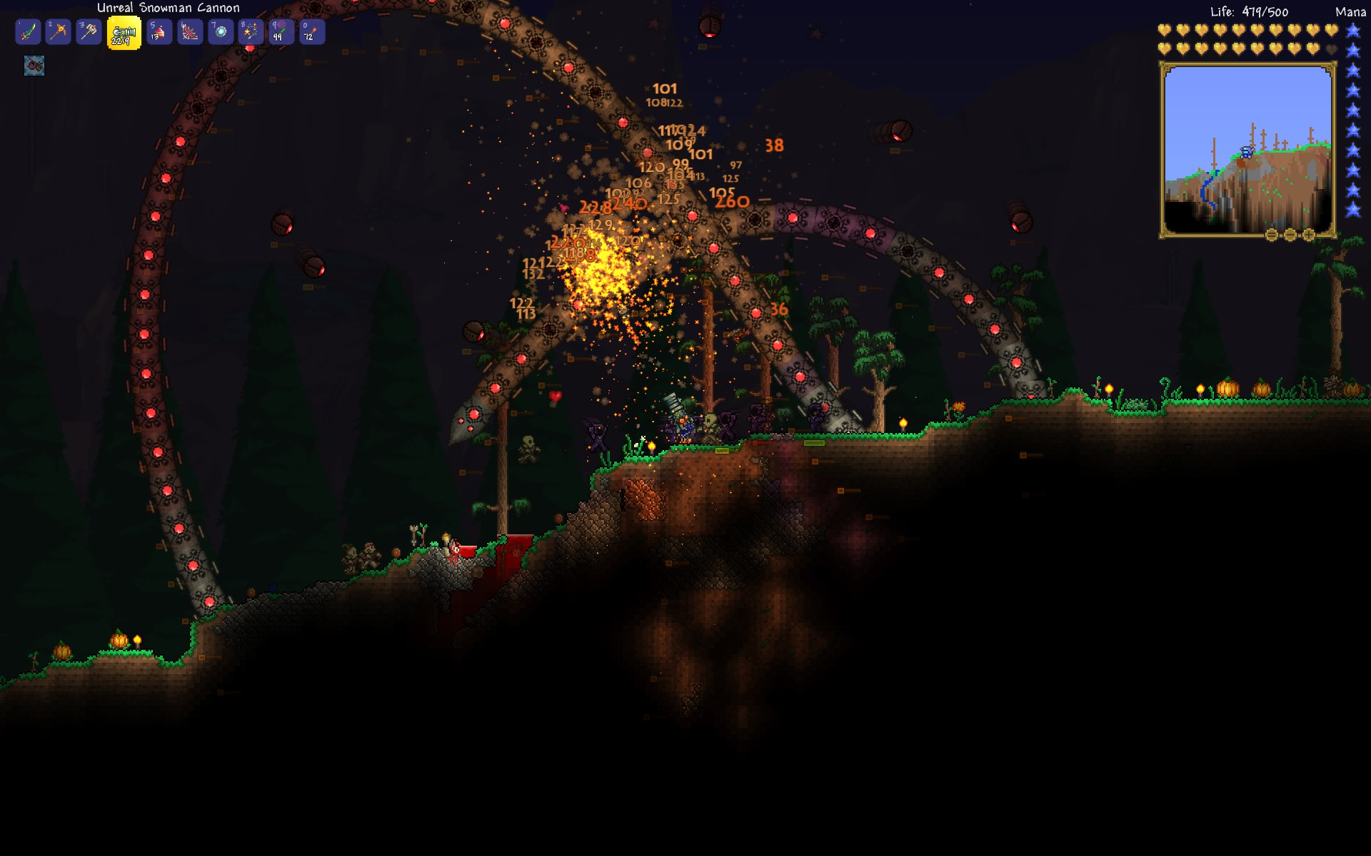 Terraria Review - The Destroyer
