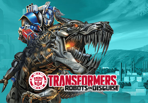 Transformers Universe Game Profile Banner