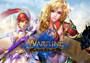 Wartune Game Profile Banner