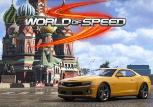 World of Speed Game Banner
