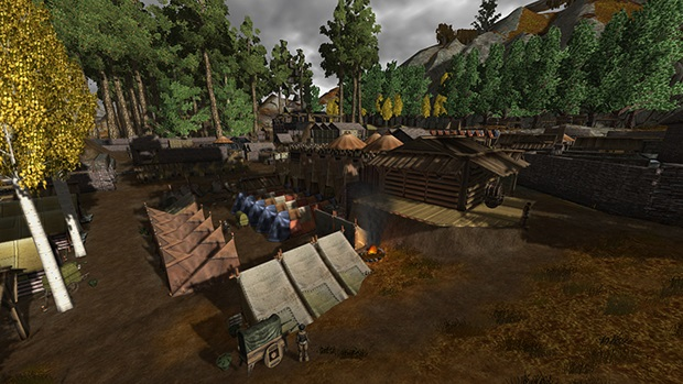 Xsyon Sandbox MMORPG Launches on Steam