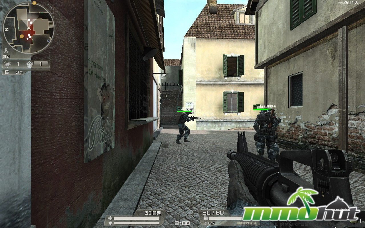 MMOFPS Top 10 Game List