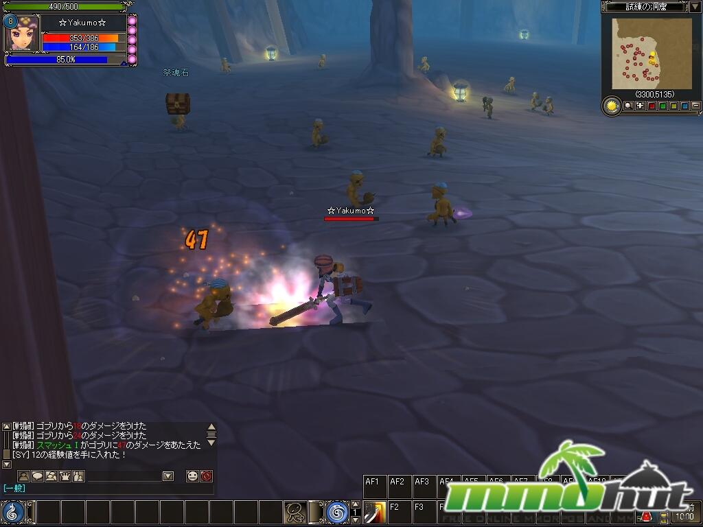 The MMO Graveyard - Dead MMORPGs