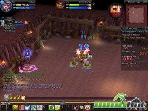 Nostale Boss Screenshot