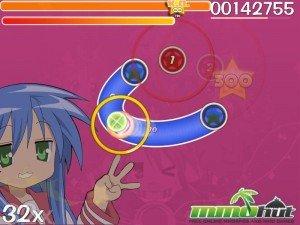 Osu! Lucky Star Screenshot