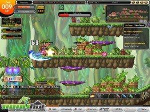 Wonderking Combat Screenshot