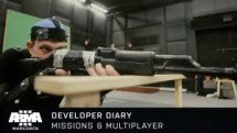 Arma 3 Marksmen DLC Developer Diary: Missions & Multiplayer