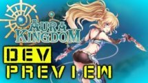 Aura Kingdom Dev Preview + Giveaways! Video Thumbnail