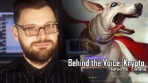 Infinite Crisis Behind the Voice: Frederick Theodore Posenor III as Krypto Video Thumbnail