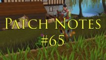 RuneScape Patch Notes #65 Video Thumbnail