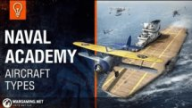 World of Warships Naval Academy: Aircraft Types Video Thumbnail