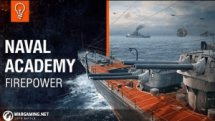 World of Warships Naval Academy - Firepower VIdeo Thumbnail