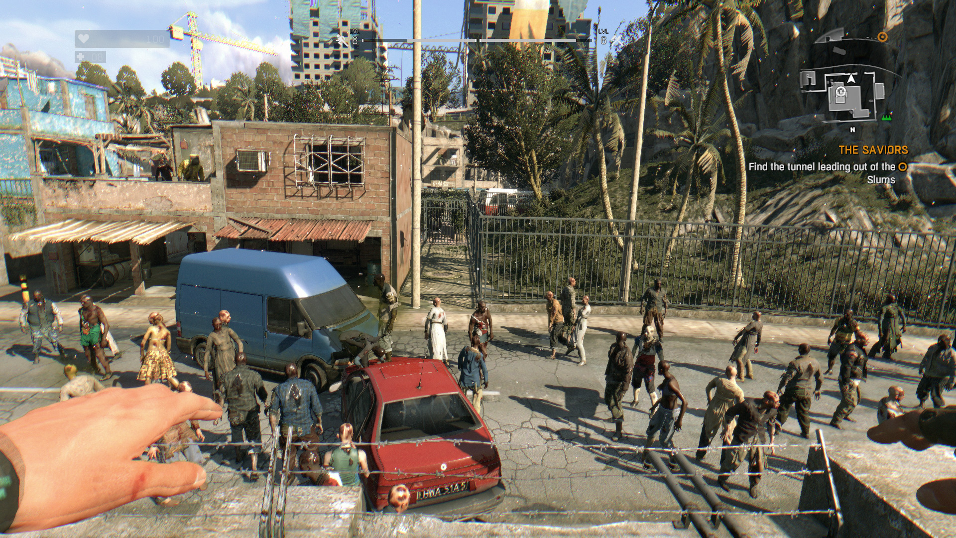 Dying Light Revisited