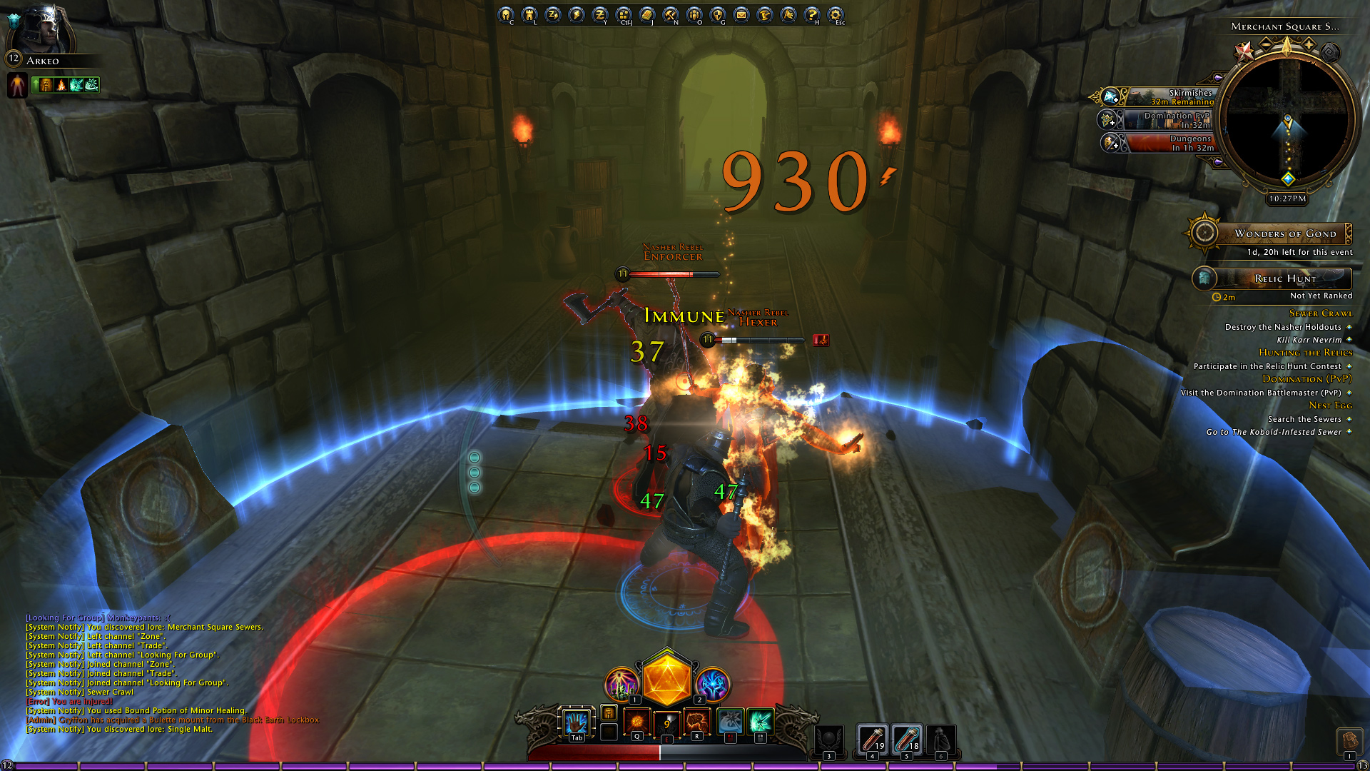 Neverwinter Elemental Evil Oathbound Paladin Review