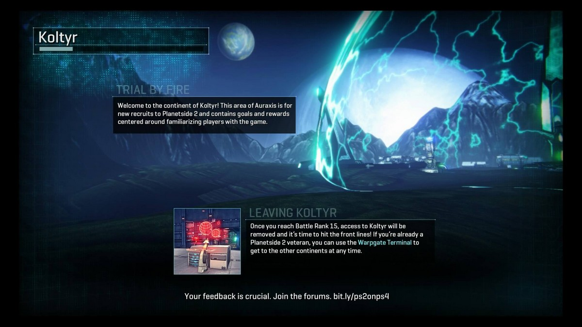 Planetside 2: Playstation 4 Closed Beta Preview