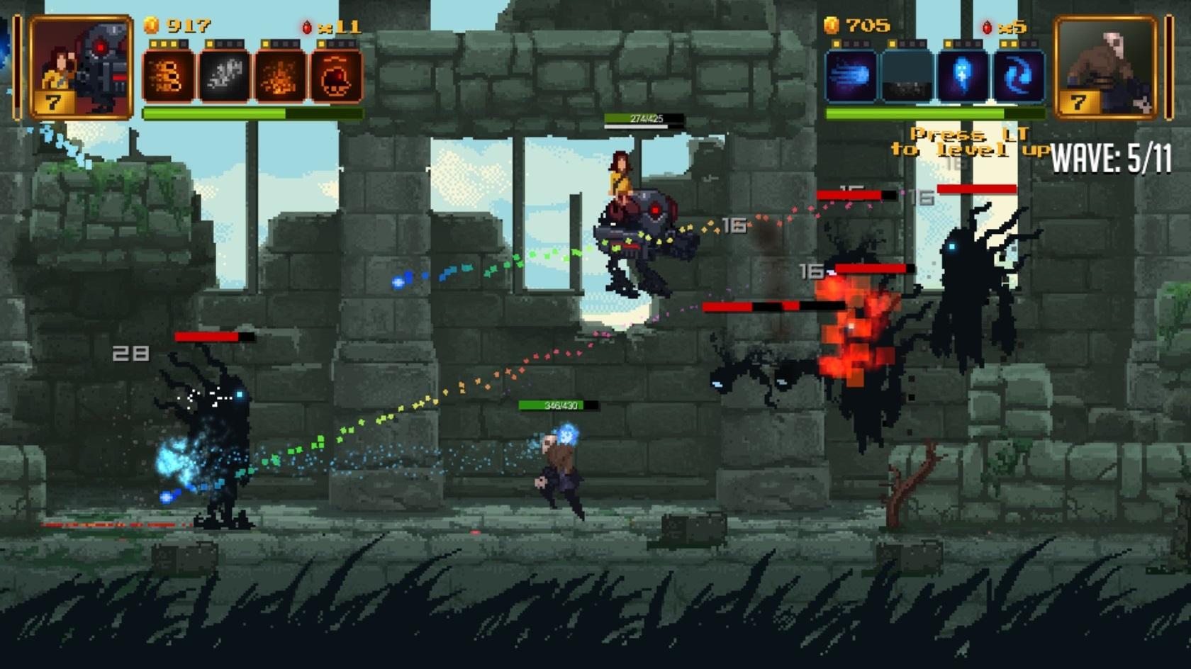 Warlocks vs Shadows Preview