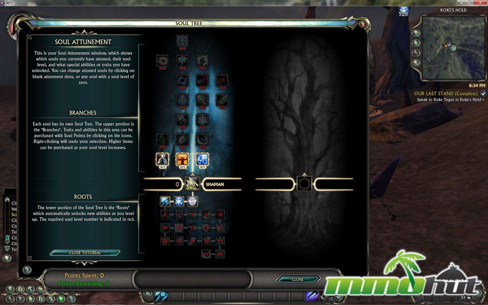 Rift Trial Review Screenshot