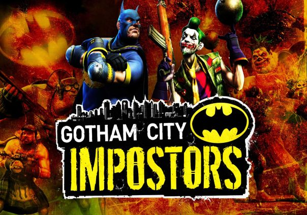 Gotham City Imposters Game Profile Banner
