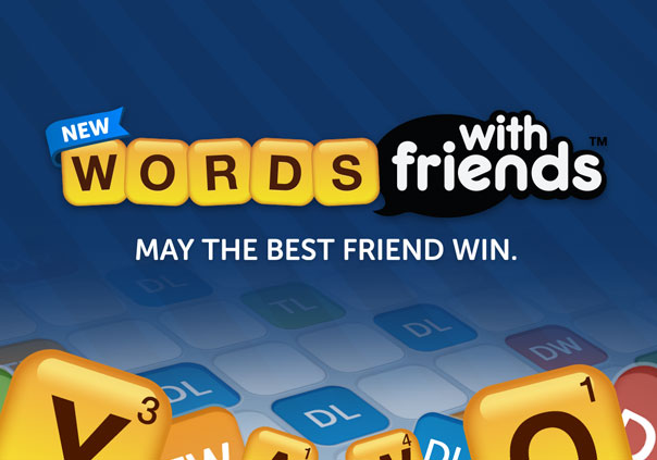 New Words With Friends Profile Banner