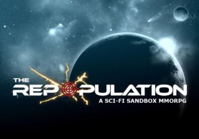 The Repopulation Game Profile Banner