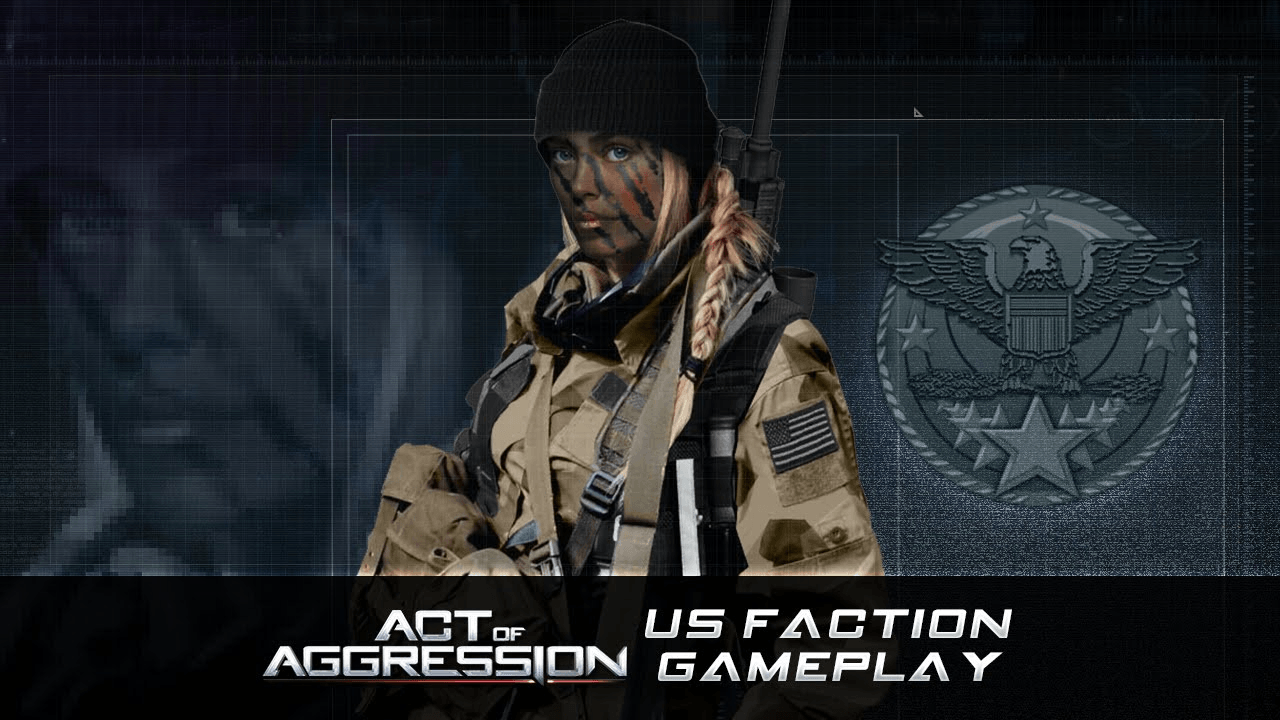 Act of Aggression: US Faction Gameplay Trailer Thumbnail