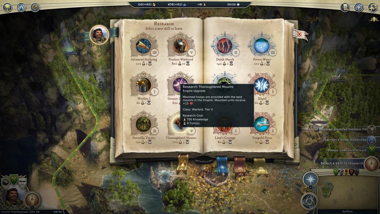 Age of Wonders III Eternal Lords Updated Review