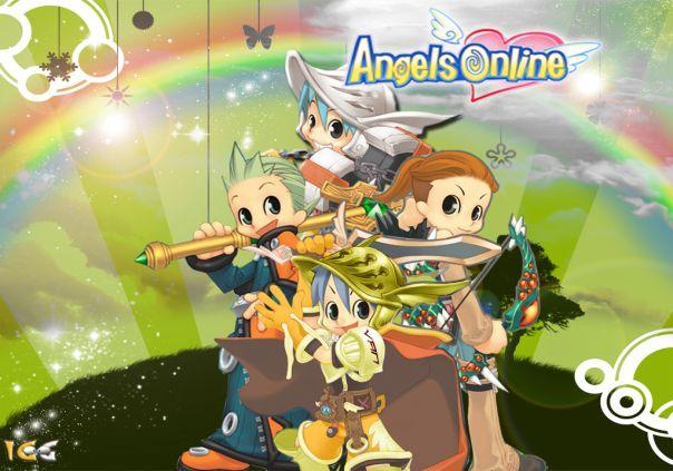 Angels Online Game Profile Banner
