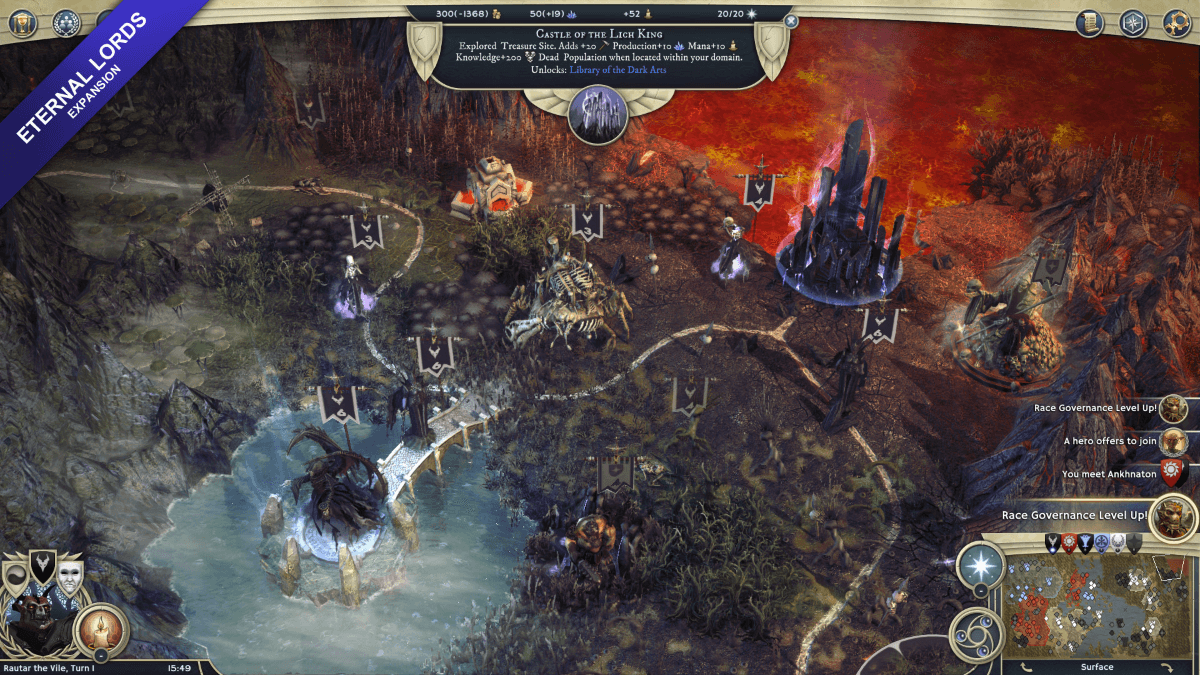 Age of Wonders III: Eternal Lords Expansion & V1.5 Out Now Post Banner