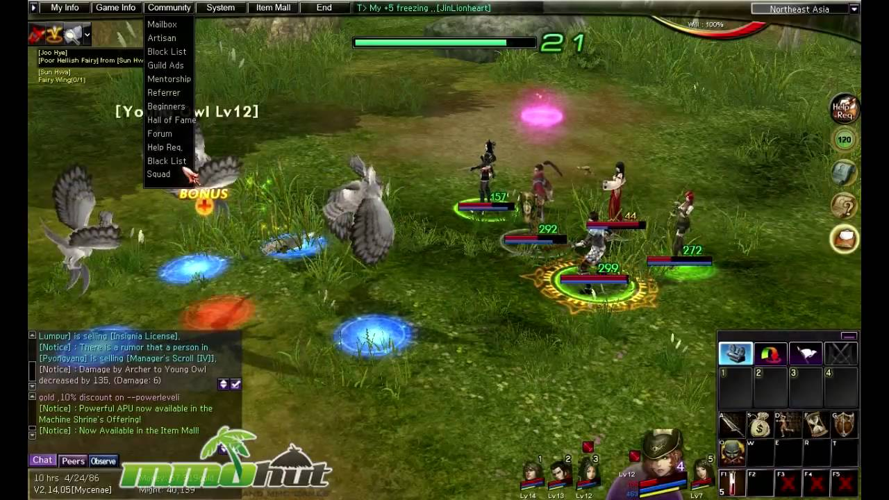 Atlantica Online Gameplay - First Look HD Video Thumbnail