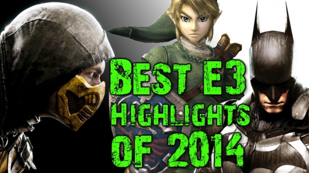 Best E3 Highlights of 2014 Video Thumbnail