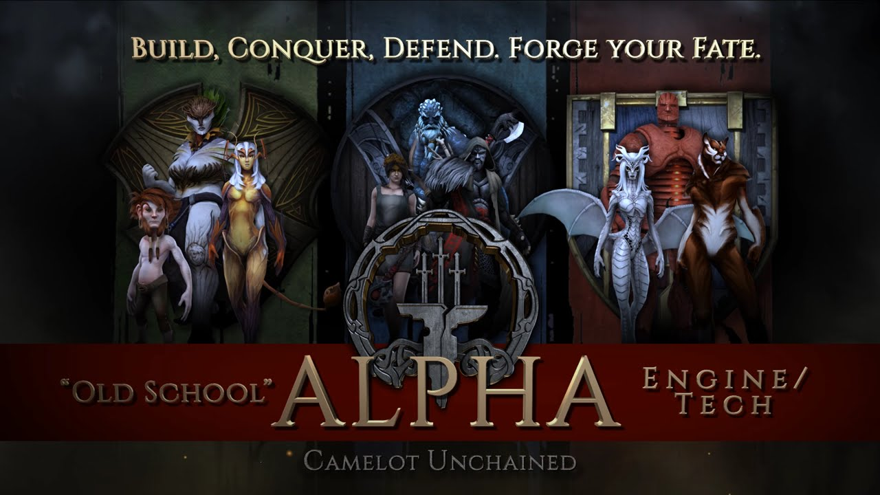 Camelot Unchained: Engine/Tech Alpha Video Thumbnail