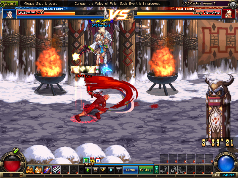 Dungeon Fighter Online Global Review | MMOHuts