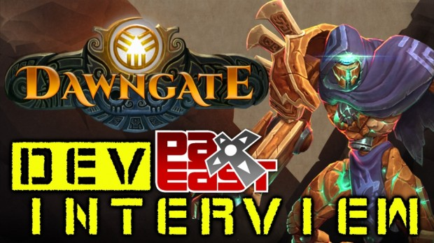 Dawngate MMOHuts Interview PAX East 2014