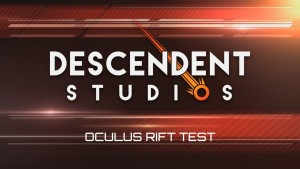 Descent: Underground Oculus Rift Test Video Thumbnail