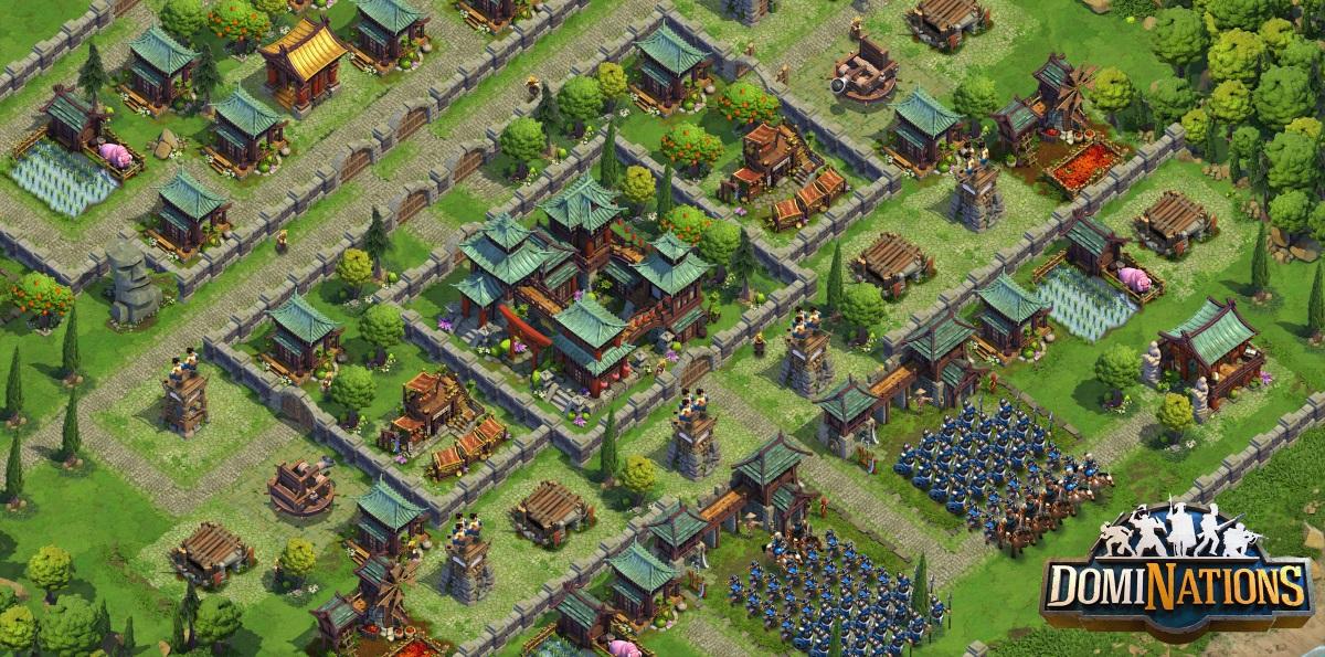 DomiNations Screenshot