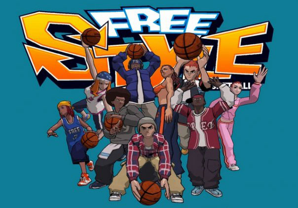 FreeStyle Street Basketball Game Profile Banner