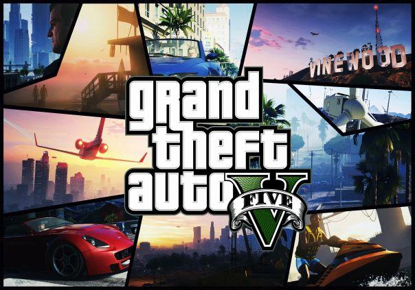 Grand Theft Auto V Game Profile Banner