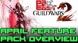 Guild Wars 2 April Feature Pack