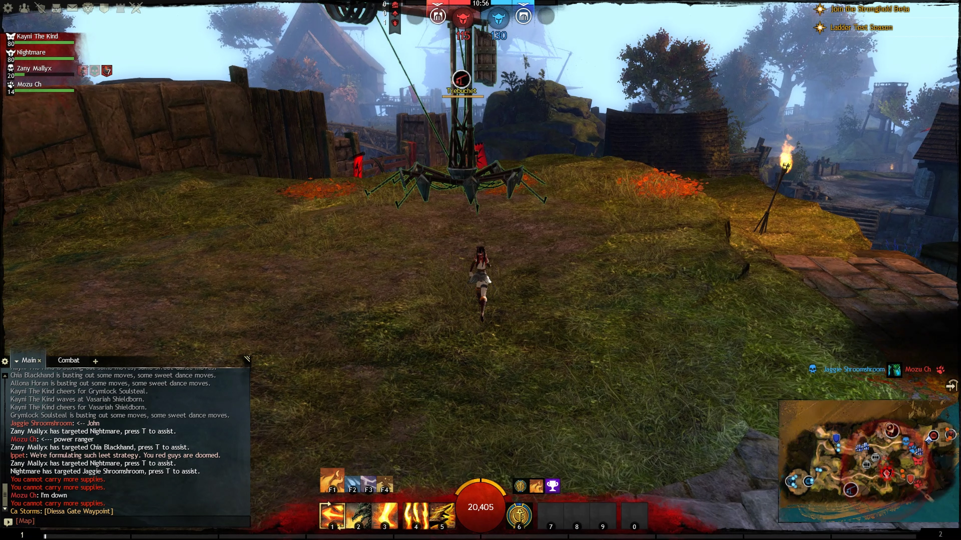Guild Wars 2 PvP Stronghold First Impressions