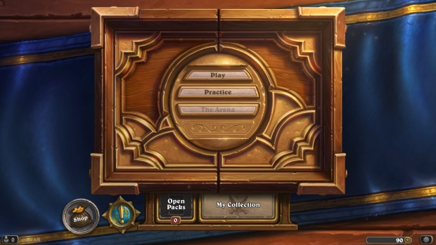 Hearthstone Launch Review Screenshot 01