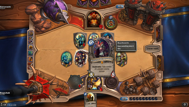 Hearthstone Goblins Vs Gnomes Review Sreenshot D