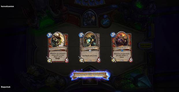 Hearthstone Goblins Vs Gnomes Review Sreenshot S